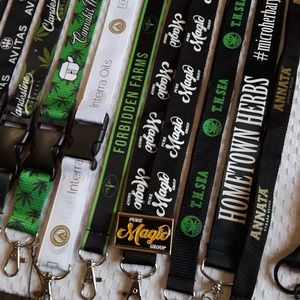 Lanyard collection!! (23 total)